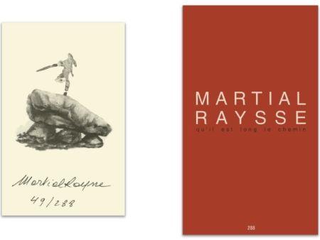 Livre Illustré Raysse - L'art en écrit