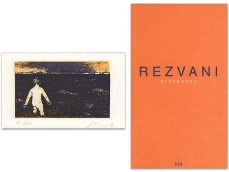 Livre Illustré Rezvani - L'Art en écrit