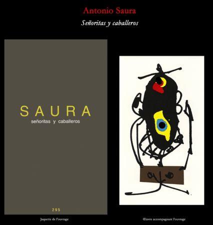 Livre Illustré Saura - L'Art en écrit