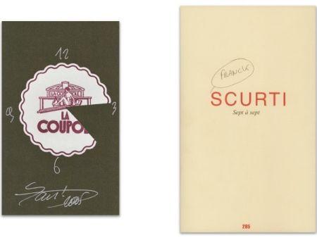 Livre Illustré Scurti - L'Art en écrit