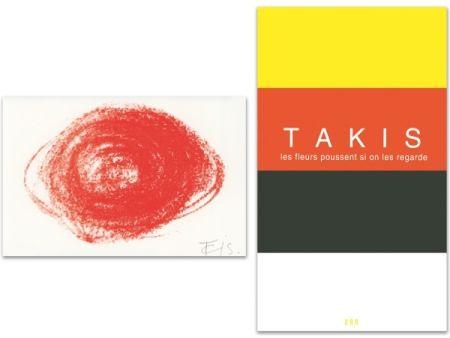 Livre Illustré Takis - L'Art en écrit