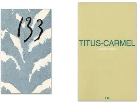 Livre Illustré Titus Carmel - L'Art en écrit