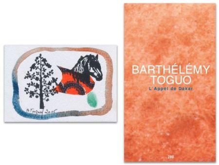 Livre Illustré Toguo - L'Art en écrit