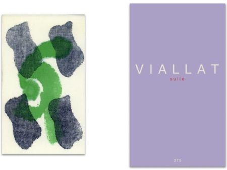 Livre Illustré Viallat - L'Art en écrit