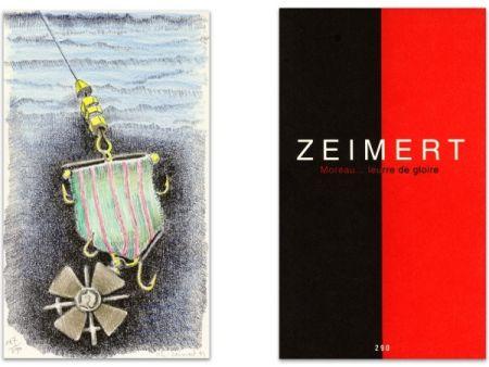 Livre Illustré Zeimert - L'Art en écrit