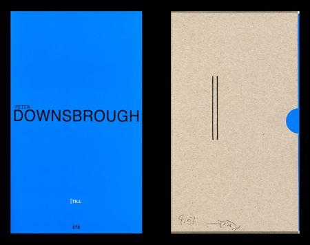 Livre Illustré Downsbrough - L'art en écrit