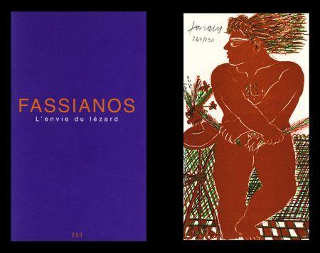 Livre Illustré Fassianos - L'art en écrit