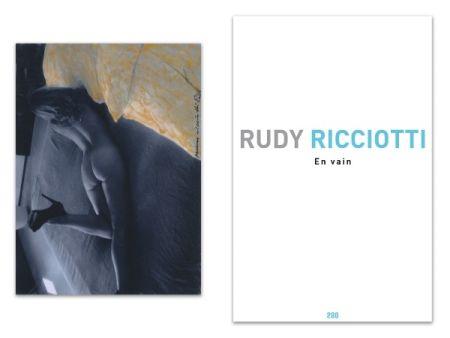 Livre Illustré Ricciotti - L'art en écrit