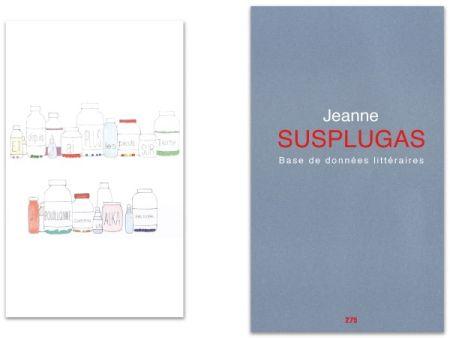 Livre Illustré Suspuglas  - L'Art en écrit