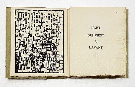 Livre Illustré De Stael - L'art qui vient à l'avant