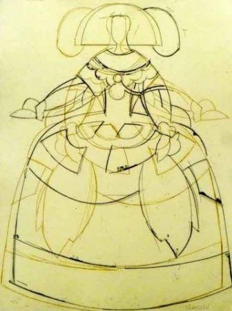 Gravure Valdés - Las Meninas #1