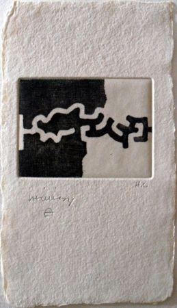 Gravure Chillida - Lasaitasun