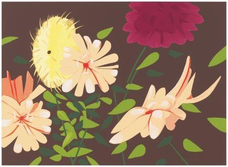 Sérigraphie Katz - Late Summer Flowers