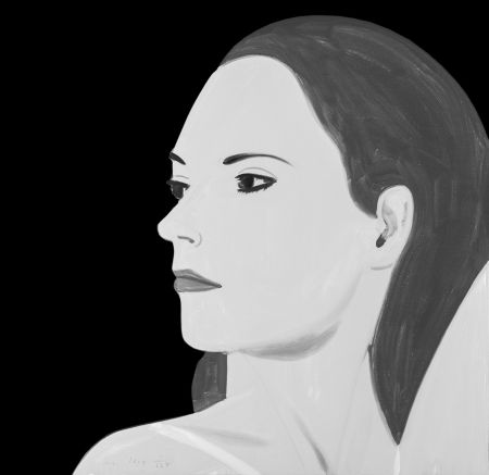 Estampe Numérique Katz - Laura 5