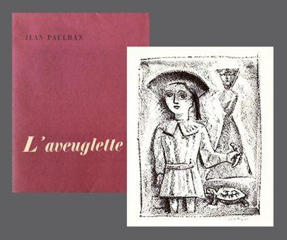Livre Illustré Campigli - L'Aveuglette