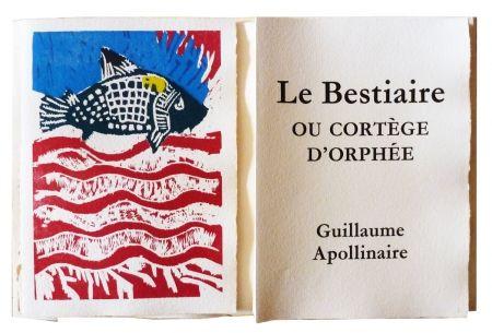 Livre Illustré Lorjou - Le bestiaire