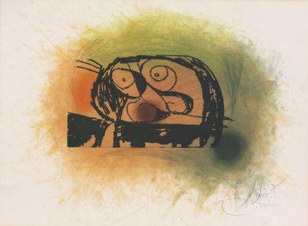 Eau-Forte Et Aquatinte Miró - Le Bousier