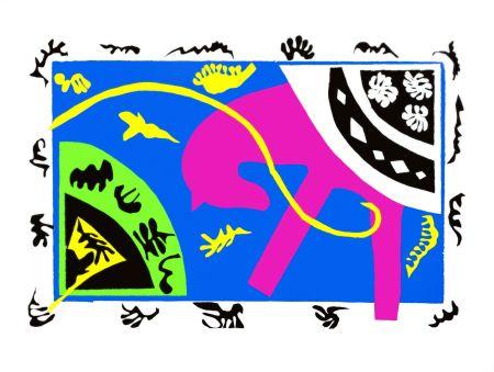 Lithographie Matisse - Le Cheval, L'Ecuyère et le Clown (The Horse, the Rider and Clown)