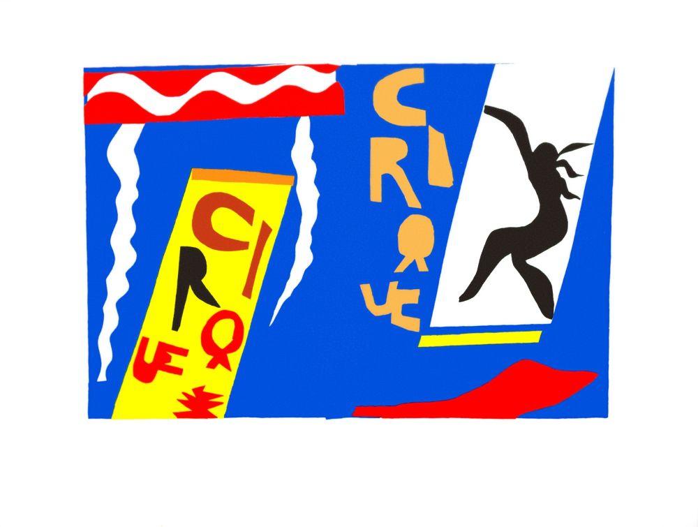 Lithographie Matisse - Le Cirque (The Circus)