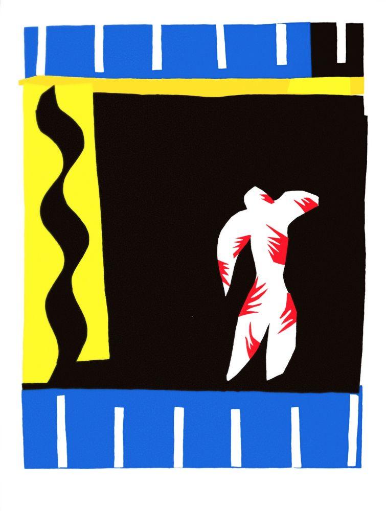 Lithographie Matisse - Le Clown (The Clown)