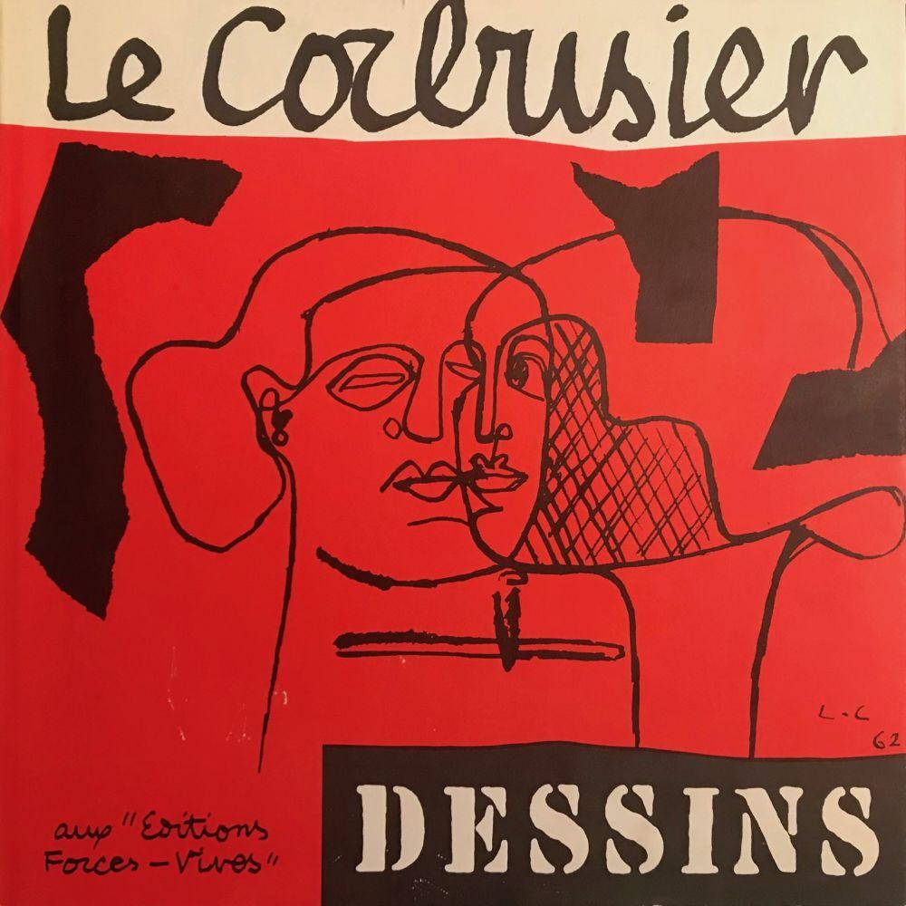 Livre Illustré Le Corbusier - Le Corbusier - Dessins - Aux Editions Forces Vives