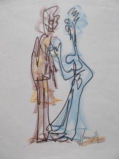 Multiple Gianangelli - Le couple