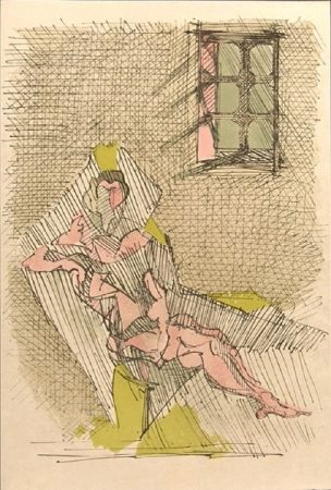 Livre Illustré Villon - Le Grand Testament de François Villon