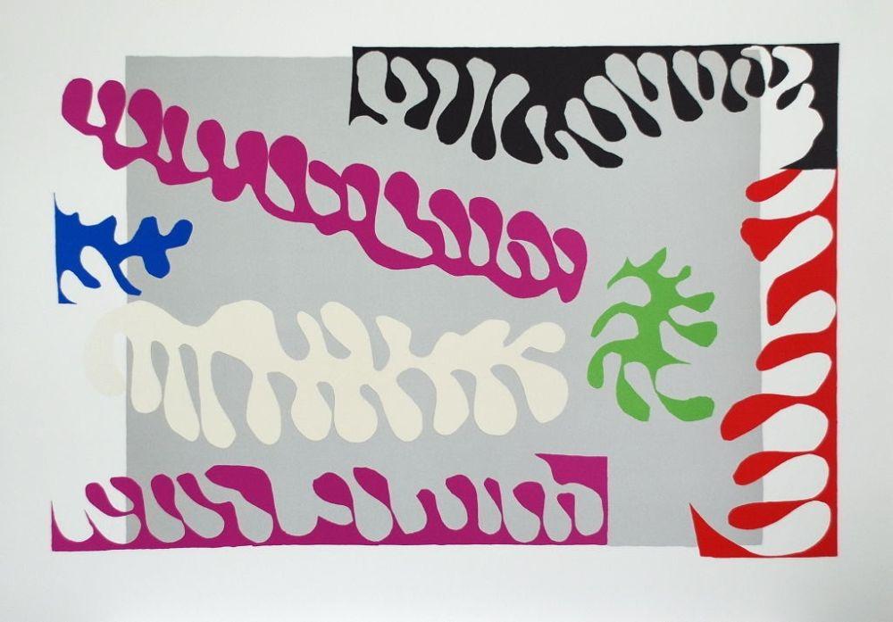 Collographie Matisse - Le Lagon I (Lagoon I)