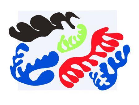 Lithographie Matisse - Le Lagon III (Lagoon III)
