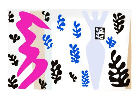 Lithographie Matisse - Le Lanceur de couteaux (The Knife Thrower)