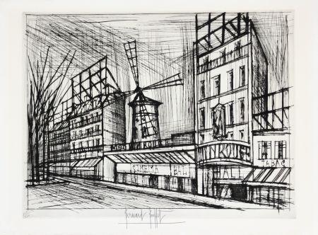Pointe-Sèche Buffet - Le Moulin Rouge