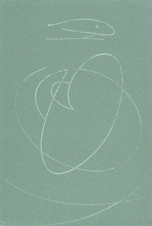 Gravure Ernst - Le Musée De L*homme Suivi De La Peche Au Soleil Levant