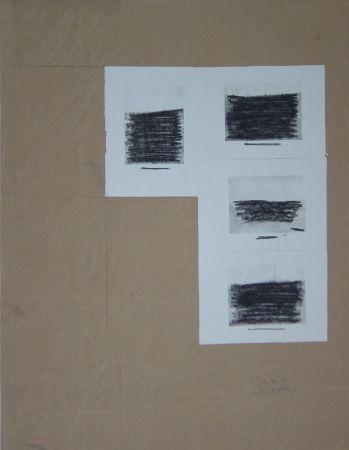 Sérigraphie Buraglio - Le Plaisir de Peindre, 2