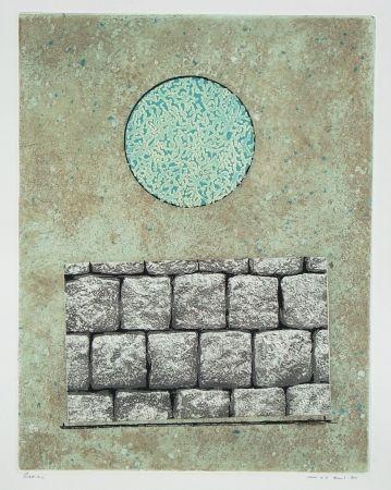 Eau-Forte Et Aquatinte Ernst - Le plus beau mur de mon royaume