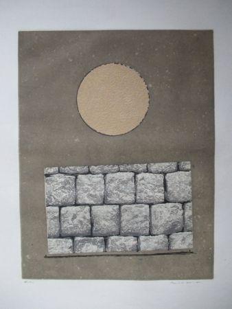 Eau-Forte Ernst - Le Plus Beau Mur De Mon Royaume