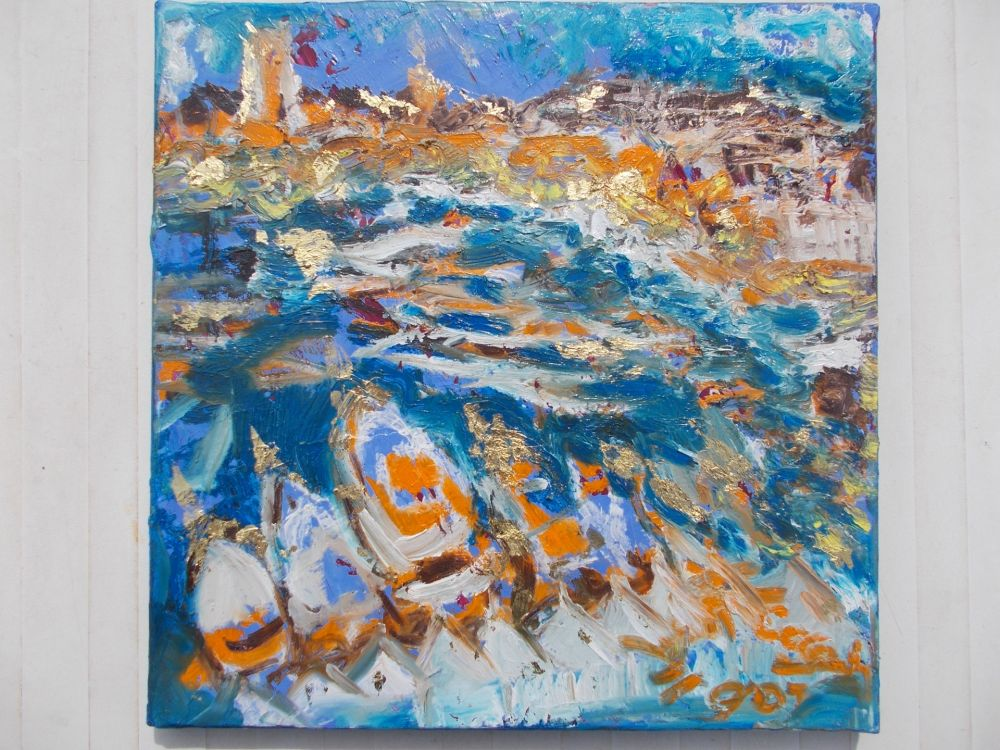 Multiple Trabichet - Le port de Cannes