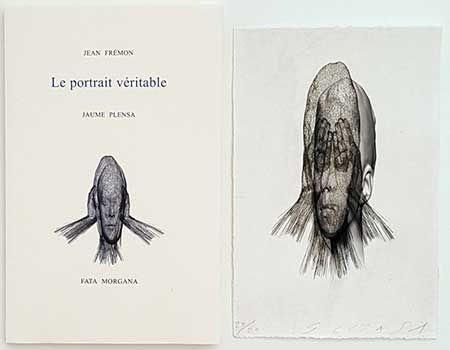 Livre Illustré Plensa - Le portrait véritable