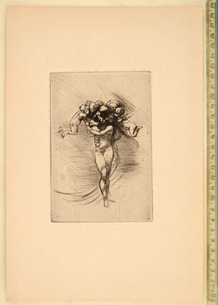 Pointe-Sèche Rodin - LE PRINTEMPS (ALLEGORY OF SPRING)