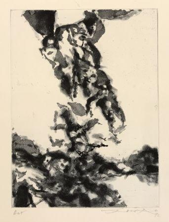 Eau-Forte Et Aquatinte Zao - Le Prophete (356)
