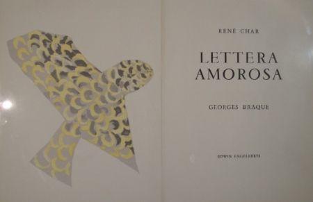 Lithographie Braque - Le Rapace / L'Iris