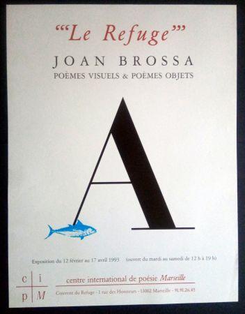 Affiche Brossa -
