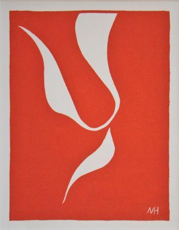 Linogravure Matisse - Le Retenu