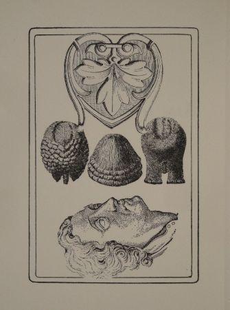 Livre Illustré Toyen - Le Roi Gordogane