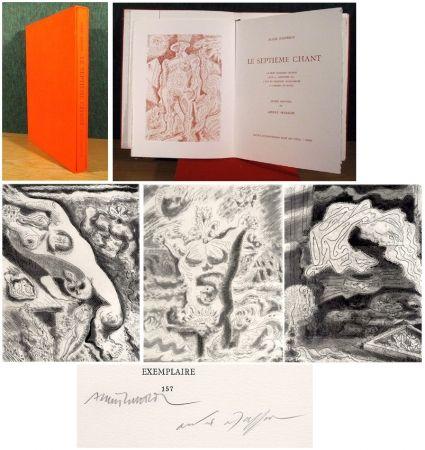 Livre Illustré Masson - Le Septieme Chant
