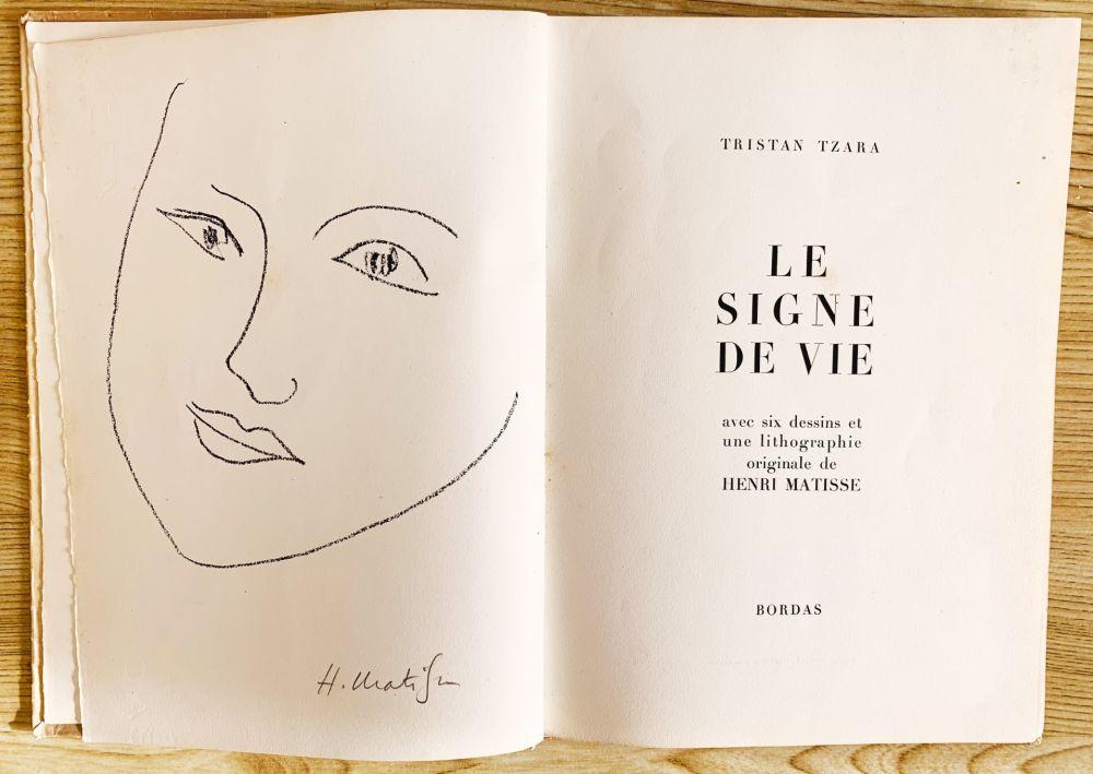 Aucune Technique Matisse - Le Signe de Vie