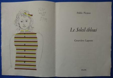 Livre Illustré Picasso - Le soleil ebloui