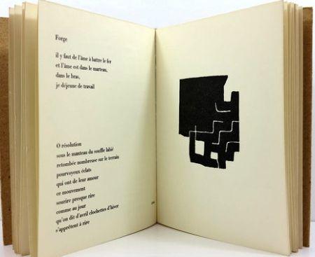 Livre Illustré Chillida - LE SUJET EST LA CLAIRIÈRE DE SON CORPS - CHILLIDA - RACINE