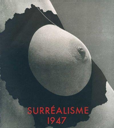 Livre Illustré Duchamp - Le Surréalisme en 1947. Exposition internationale du surréalisme présentée par André BRETON.