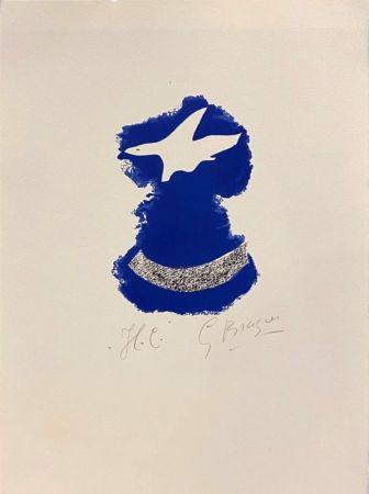 Lithographie Braque - Le Tir à l'Arc
