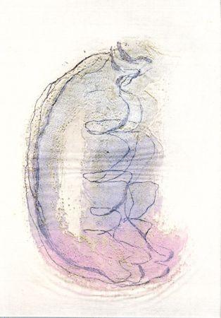 Eau-Forte Et Aquatinte Fautrier - Le torse de la femme (Fautrier l'enragé)